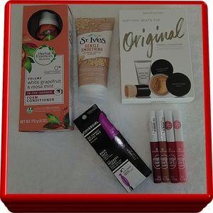 8 items cosmetics makeup personal care bundle new